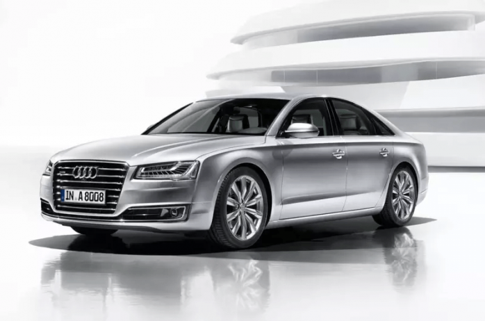 Audi A8 Sports A New Look And Enhanced Specification