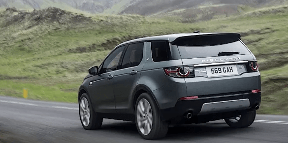 A Week With The New Discovery Sport
