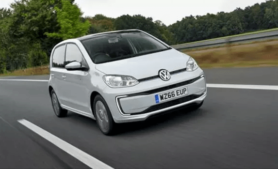 New Volkswagen E-Up! Is A Next Green Car Award Winner