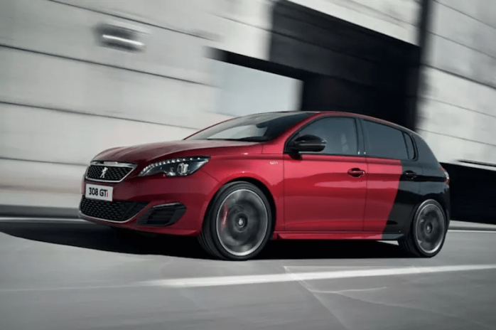 308 GTI By Peugeot Sport: The Car For Thrill-Seekers Has ITs World Debut Next Week At Goodwood FOS