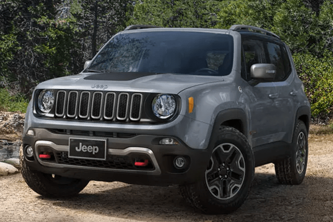 All-New Jeep Renegade Prices Announced
