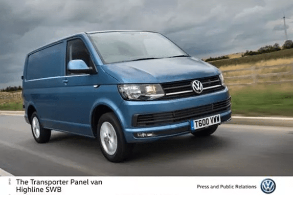 New Volkswagen Transporter Model Offers More choice And Economy