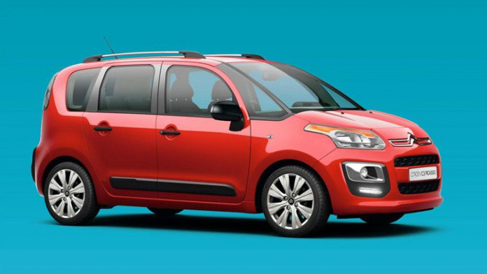 Citroen C3 Picasso Wins What Car? Best Buy Award
