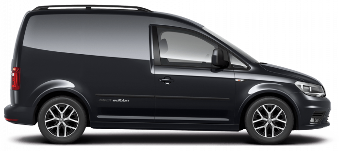 Back In Black: Limited Run Black Edition Joins Volkswagen Caddy Range
