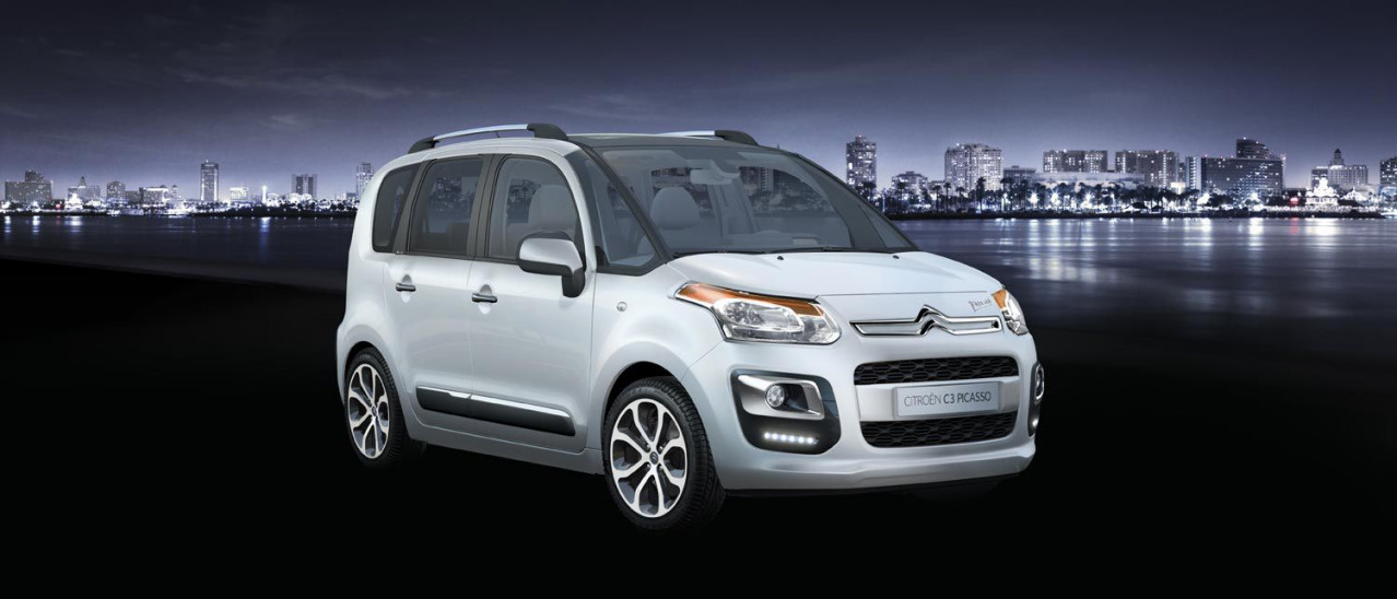 Citroën C3 Picasso Wins 2017 What Car? MPV Best Buy Awards