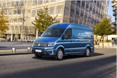 The Highlight Of The Year's IAA Commercial Vehicles: The New E-Crafter