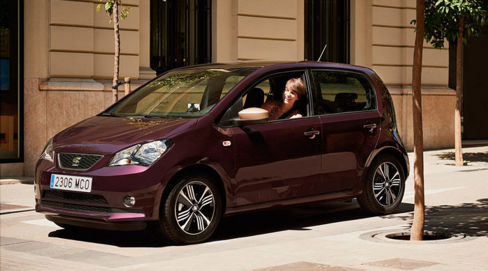 Seat Unveils Mii by Cosmopolitan At #Fashfest In London