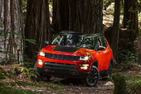 Introducing The New Jeep Compass