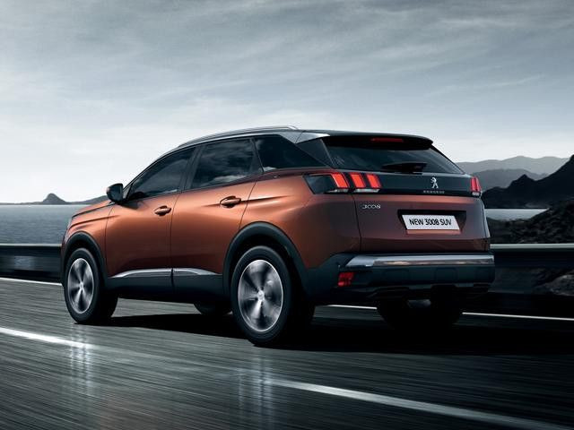 Peugeot's Award Winning All-New SUV Lands On UK Roads