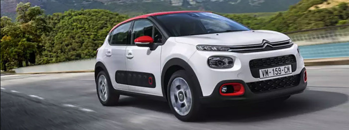 Eagerly Anticipated New Citroen C3