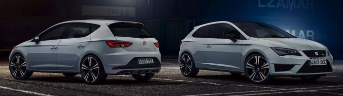 SEAT Unleashes Leon Cupra 300 - Its Most Powerful Road Car Ever
