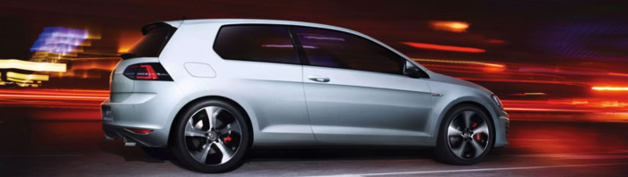 Volkswagen Performance Golf: Individual Style With New Oettinger Body Kit