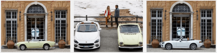The New Fiat 124 Spider Prces And Specifications Announced