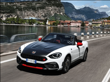 UK Pricing And Specification For The New Abarth 124 Spider