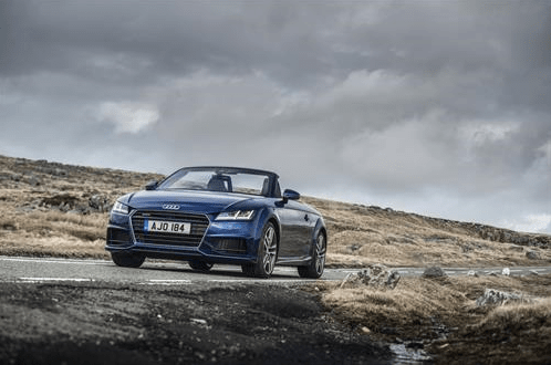 New UK Audi TT Models Get To Grips With Quattro