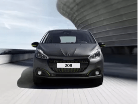 Limited Edition Peugeot 208 Models