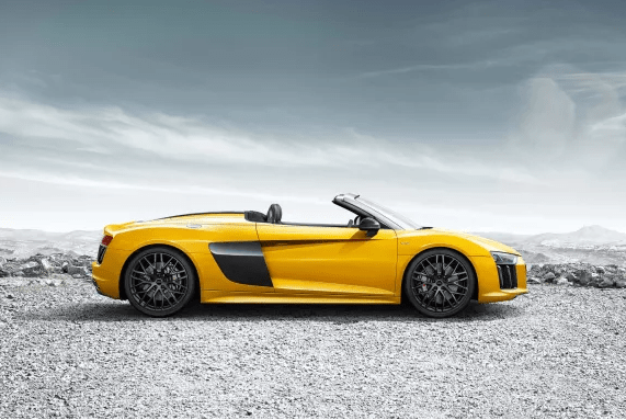 Positive Exposure - All-New Open-Top Audi R8 Spyder Now Available In The UK