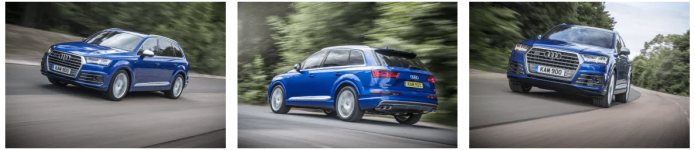 Order Books Open For The Audi SQ7 TDI - The UK's Fastest, Most Powerful Diesel SUV