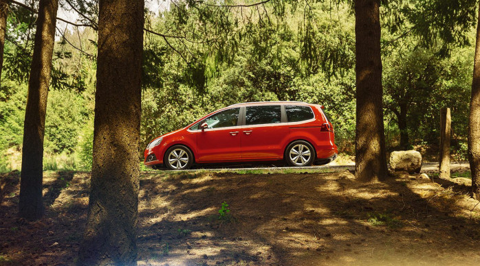 SEAT Alhambra Hauls in tow car Award