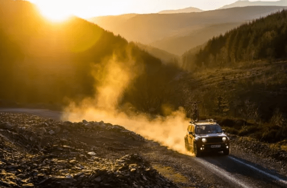 Jeep Unleashes The 'Ultimate Renegades': An Extreme Sports Film Series