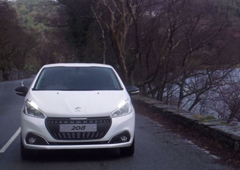 Peugeot 208 Black Edition Review