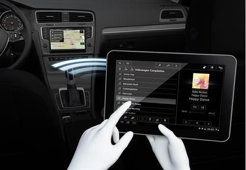 In-Car Entertainment Is In Everyone's Hands With Volkswagen's Media Control App
