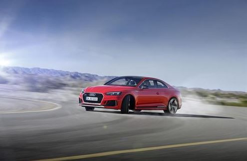 Enhanced UK Specification For All-New Audi RS 5 Coupé