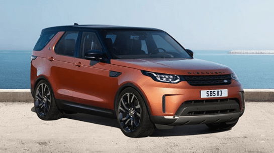 New Land Rover Discovery Earns 5 Stars In NCAP Safety Rating