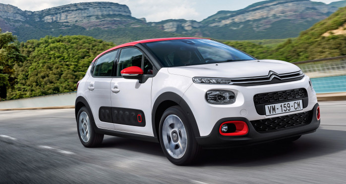 New Citroën Motability Offers