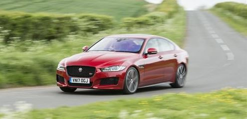 Jaguar XE Wins Third Consecutive Auto Express Award as I-Pace is Voted Readers' Favourite