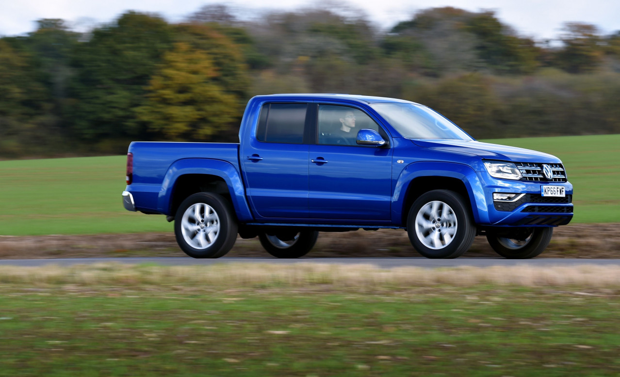 VW Amarok: The Best Of The Pick-ups At Swansway Group