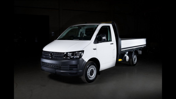 Volkswagen Commercial Vehicles Tippers Its Transporter Hat To Ingimex