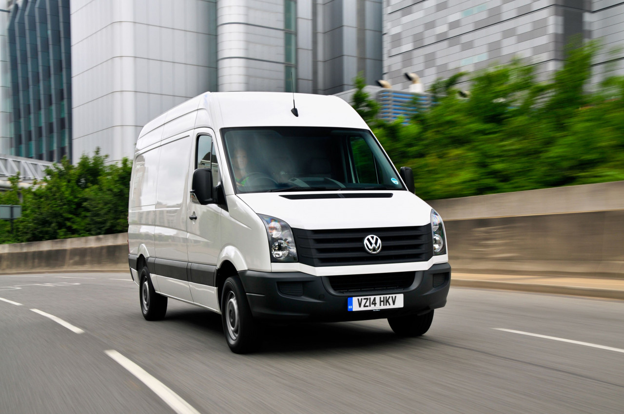 Seven Reasons Why A Volkswagen Crafter Van Is The Way To Go
