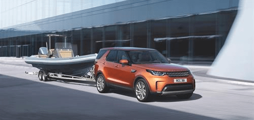 Bank Holiday Towing Tips From Land Rover