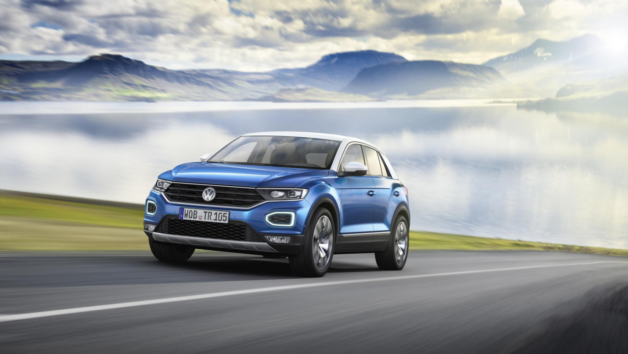Ready To Roc! World Premier of the New T-Roc