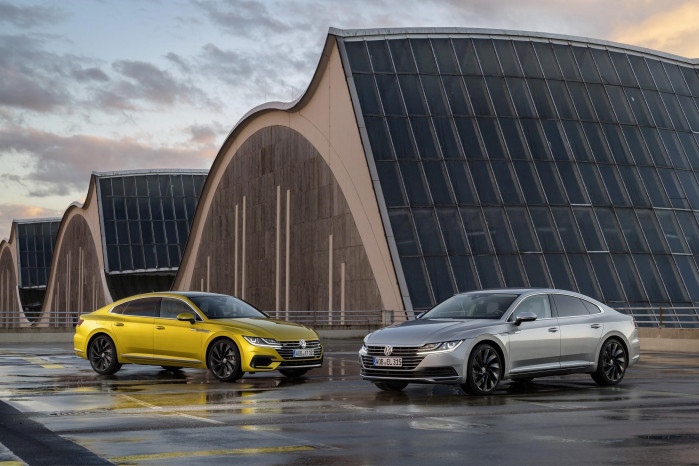 How Does the New VW Arteon Compare?