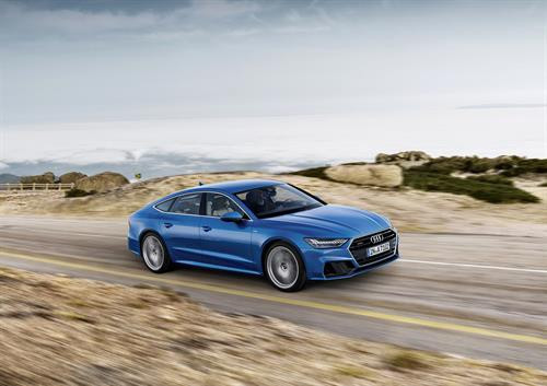 A New Angle On Advanced Technology - The New Audi A7 Sportback