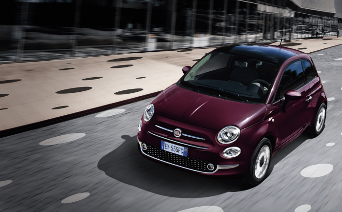 Limited Edition coin celebrates the 60th Anniversary of the Fiat 500