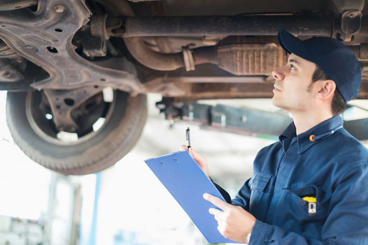 What Happens During An MOT Test?