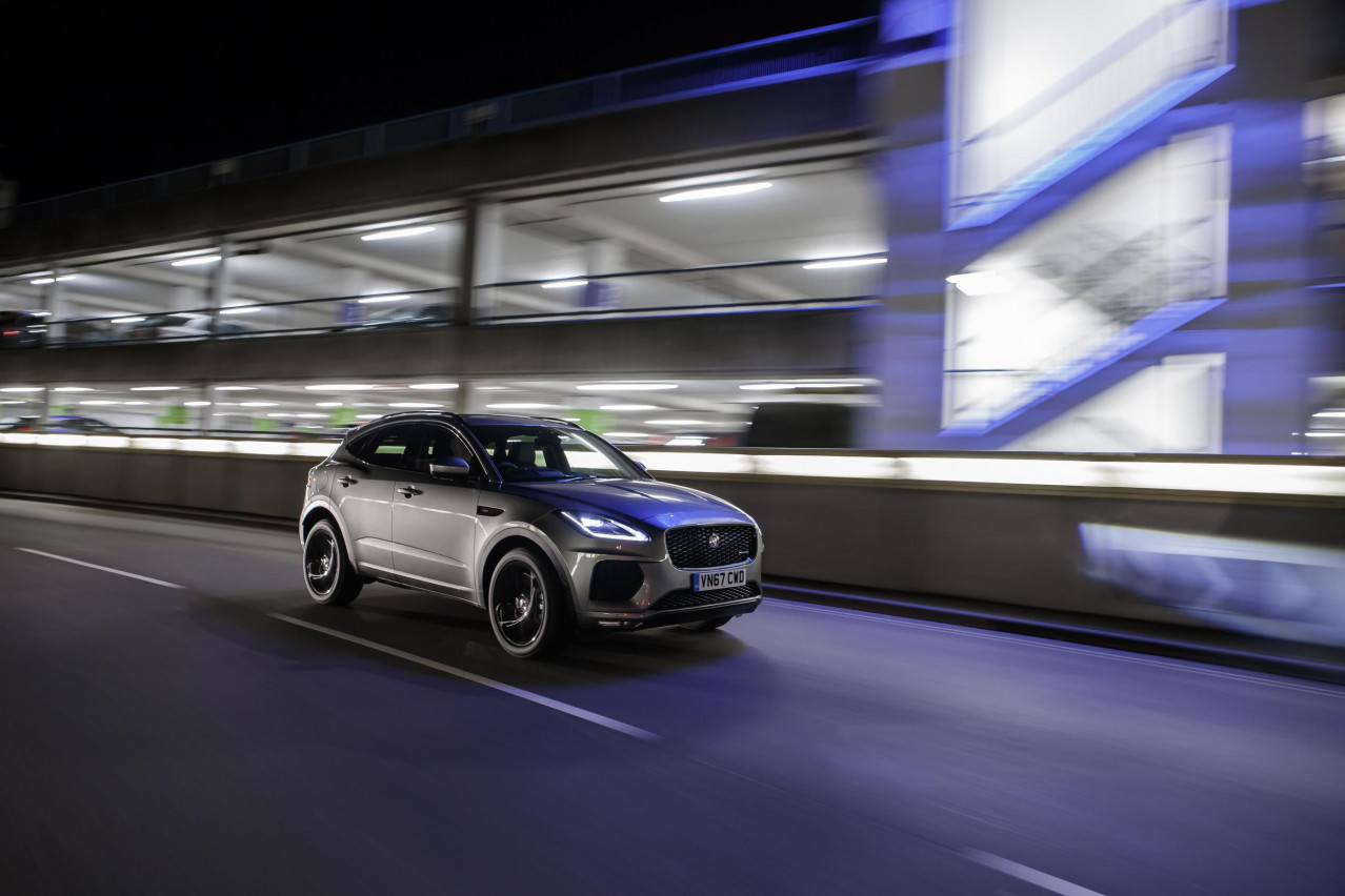JAGUAR E-PACE - Test Drive Review