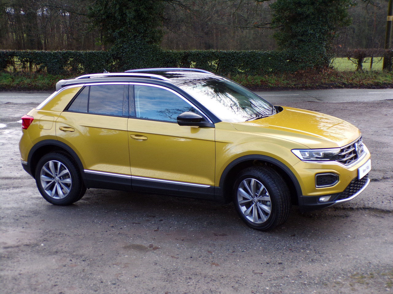 Volkswagen T-Roc Test Drive Review