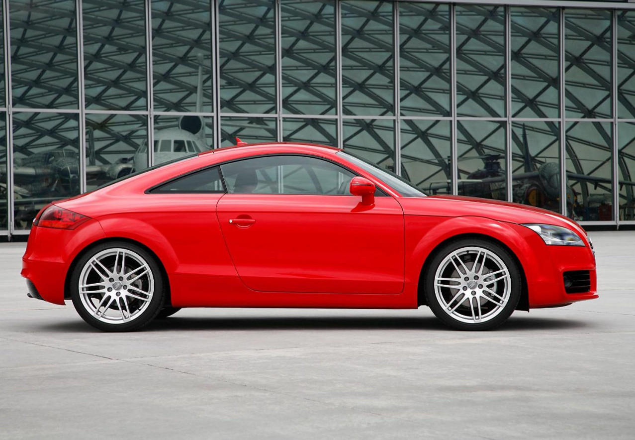 The Second Generation Audi TT | Audi | Torque Tips
