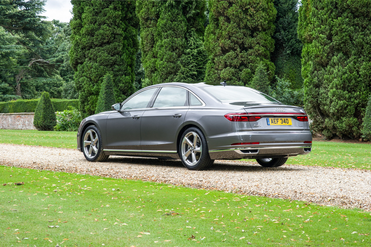 The New Audi A8 - Test Drive Review