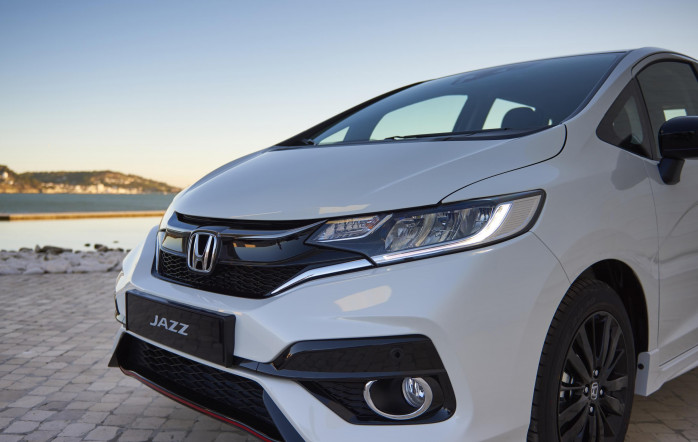 Honda announced pricing and grades for All-New Jazz