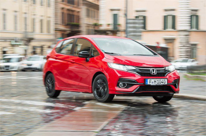 Test Drive Review:  New Jazz