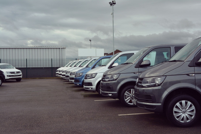 Liverpool welcomes Volkswagen Commercial Vehicles used van centre