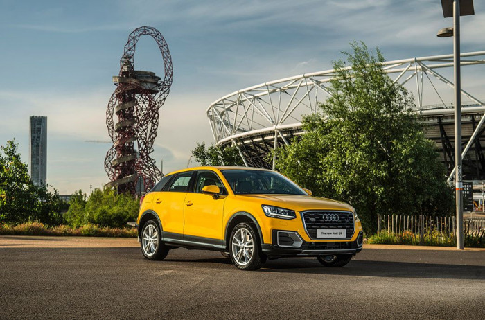 New Audi Motability Offers