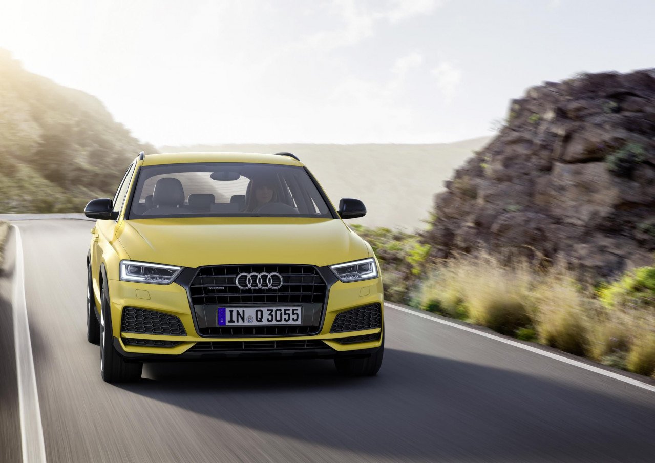 Audi Q3 Road Test Review