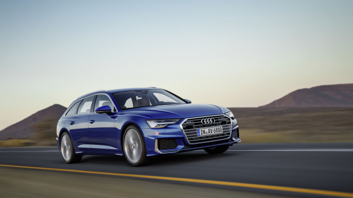 The All-New Audi A6 Avant