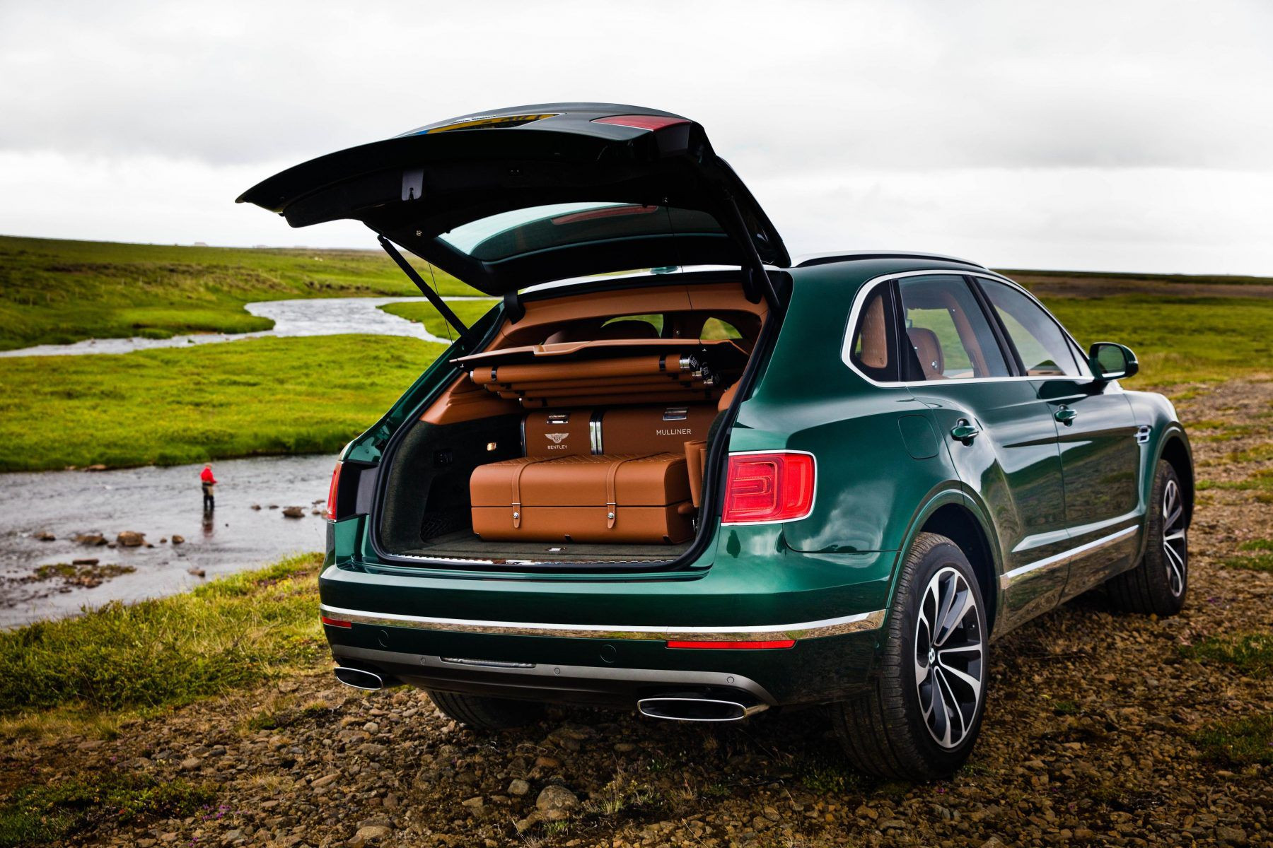 Bentley Bentayga by Mulliner Fly Fishing Special Edition Car